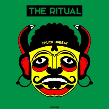 Filippo Fiumani chuck up beat artwork the ritual