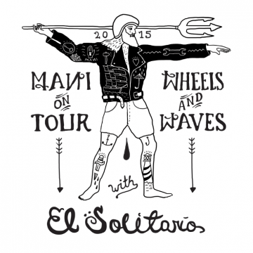 Filippo FIumani wheels and waves el solitario